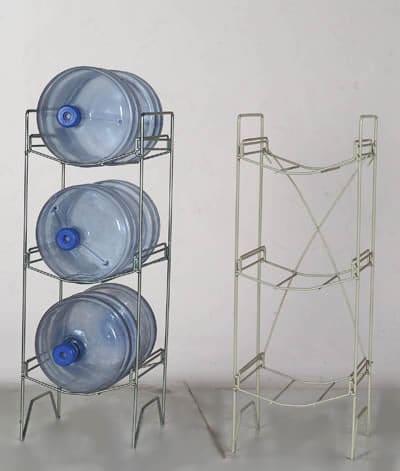 Support bonbonnes d'eau