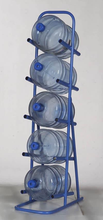 Nouveau support bonbonnes d'eau