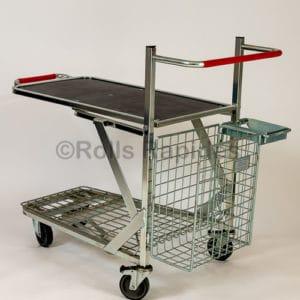 Table/chariot de mise en rayon T006