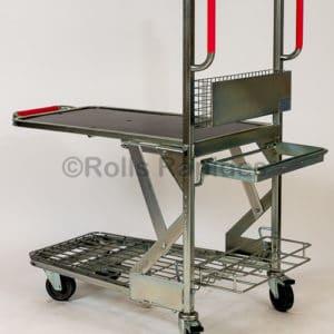Table/chariot de mise en rayon T014